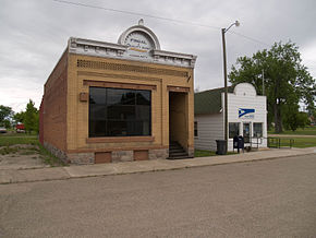 Bank post office fingal north dakota 2009.jpg
