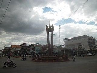 Banlung,  Ratanakiri, Cambodia