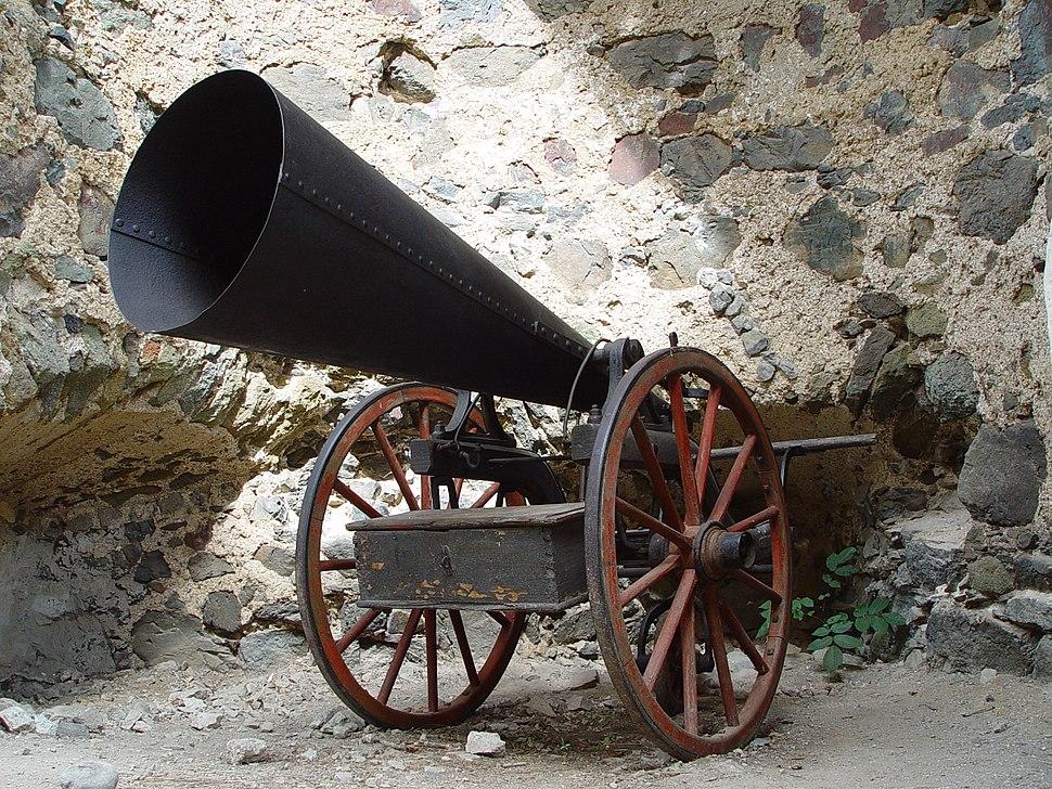 Banska Stiavnica Cannon-1