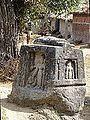 Barabar Caves - Carvings at Kawa Dol (9224539911).jpg