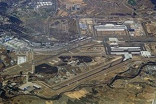 Madrid International Airport trip planner