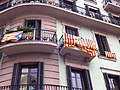 Barcelona. Catalonian Flags - panoramio (17).jpg