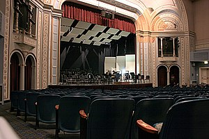 Bardavon 1869 Opera House - View of the stage