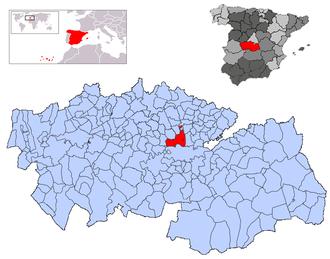 Bargas - Image: Bargas