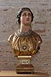 Basilica of Saint-Sernin - Bust of Saint Agatha.jpg