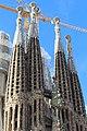 Basilique Sagrada Familia façade nord est Barcelone 14.jpg