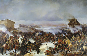 Battle of Narva (1700) - The battle of Narva, 1700