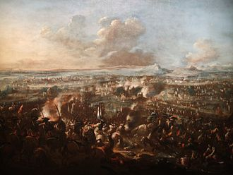 Siege of Turin - The battle during the siege