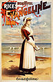 Beautiful Evangeline, performing arts poster, 1896.jpg