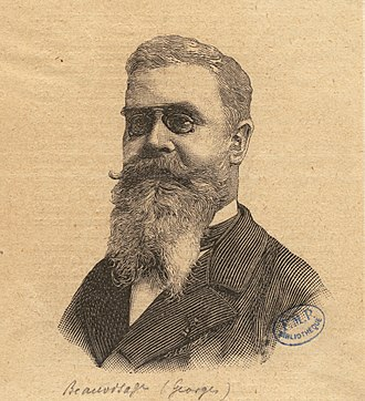 Georges Eugène Charles Beauvisage - Georges Eugène Charles Beauvisage