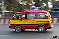 Beedo Beedo! Ad Din Hospital Maruti Suzuki Omni. (24918336390).jpg
