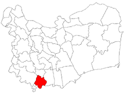 Location of Beidaud