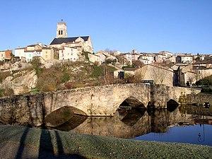 Bellac - Bridge over the Vincou
