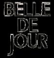 Belle de jour black vertical logo.png