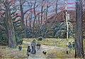 Bemberg Fondation Toulouse - Le soir de Noël 1904 - Pierre Bonnard 40.5x59 Inv.2117.jpg