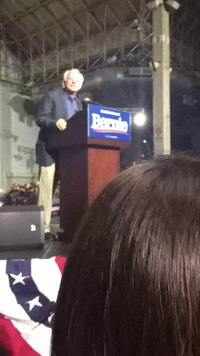 File:Ben Cohen at the Bernie Sanders Chicago presidential rally.webm