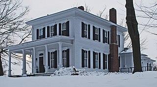 Benjamin Van Raalte House