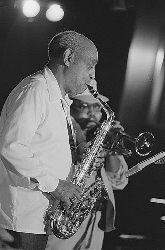 Benny Carter - Carter at North Sea Jazz Festival (1985)
