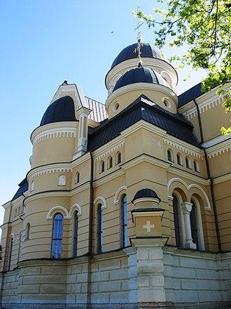 Berestechko - Church of the Holy Trinity