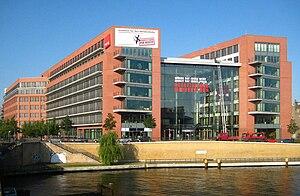 Ver.di - Verdi headquarters in Berlin-Mitte