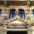 Berlin-Kreuzberg Eingangsportal zum Geschäftshaus der Baseler Feuerversicherungs-Gesellschaft Hotel Angleterre.jpg