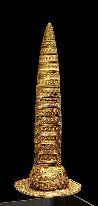Berlin Gold Hat - Berlin Gold hat, Neues Museum