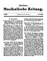 Berliner musikalische Zeitung 1833 Titel.png