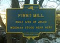 Berne, NY First Mill Marker.jpg