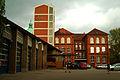 Berufsfeuerwehr Hannover Feuerwehrstraße 1 Clemenskirche.jpg