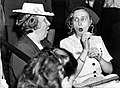 Bess and Margaret Truman at the Democratic convention 58-596-03.jpg