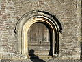 Beynac-et-Cazenac église Cazenac portail.JPG