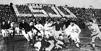 Santa Clara Broncos football - Santa Clara played the Big Game from 1915 to 1917, after the University of California dropped rugby union