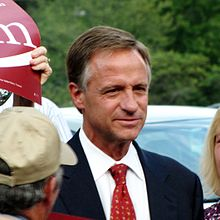 Bill Haslam le 14 septembre 2010.