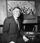 Bill Barnes - Southern Campus 1960