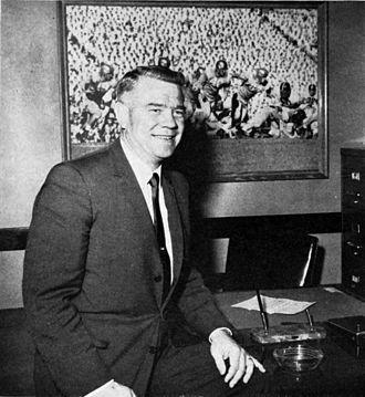 William F. Barnes - Image: Bill Barnes Southern Campus 1960
