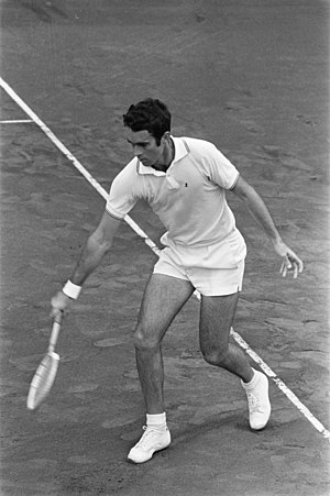 Bill Bowrey - Bill Bowrey at the 1970 Dutch Open