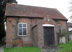 Horsham Unitarian Church - Many of the chapel's early worshippers lived in Billingshurst. A chapel was founded there in 1754, and survives.