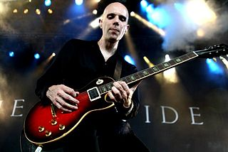 Billy Howerdel American musician