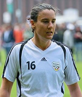 Birgit Prinz German association football player