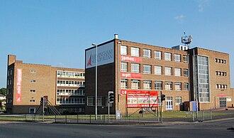 Birmingham Metropolitan College - James Watt Campus in June 2010