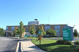 Bixby Medical Center - Image: Bixby Medical Center Adrian Michigan