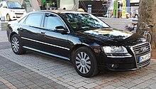 Audi A Wikipedia - Audi a8 w12