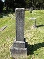 Black Diamond Cemetery gravestone 02.jpg