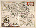 Blaeu Atlas of Scotland, 1654 - Sterlinensis praefectura, Sterlin-Shyr - National Library of Scotland.jpg