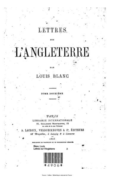 File:Blanc - Lettres sur l'Angleterre, tome 2.djvu