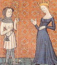Бланка кастильская королева франции
