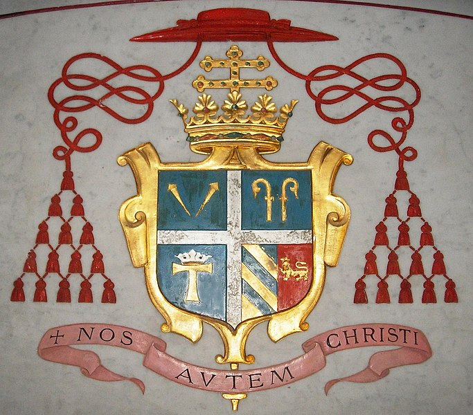 Fichier:Blason cardinal Lecot.JPG