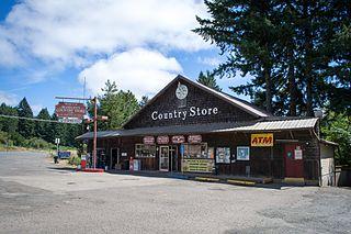 Blodgett, Oregon Unincorporated community in Oregon, United States
