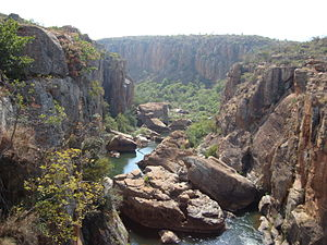 English: Blyde River, South Africa