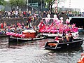 Boat 2 My Pride My Amsterdam, Canal Parade Amsterdam 2017 foto 3.JPG